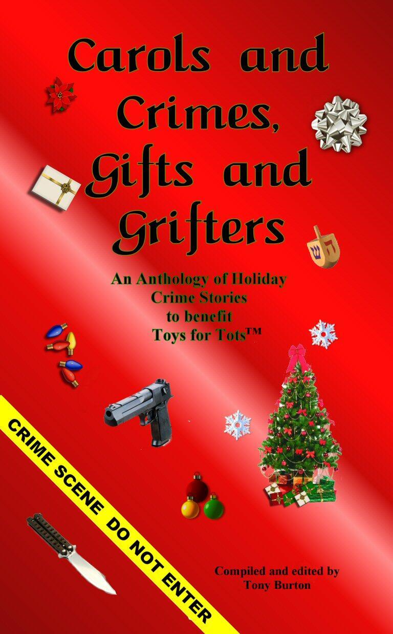Santa Solves A Murder